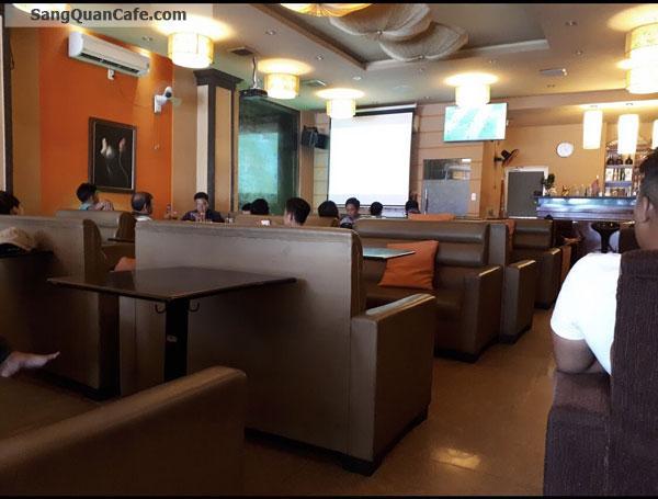 Sang quán cafe MT 2 căn liền 8m x 12m