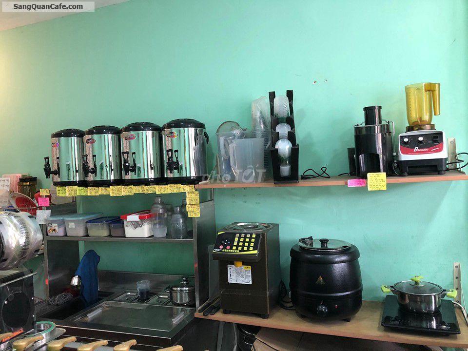 Sang quán trà - Cafe Quận Bình Thạnh