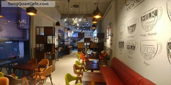 Sang lại quán Cafe + Đồ Ăn Nhẹ