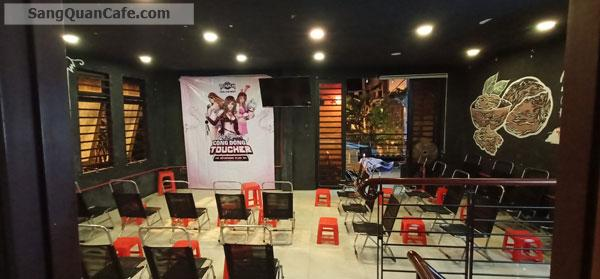 Sang Quán Cafe mô hình Game Mobile