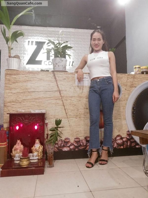 Sang quán cafe đường Phan Văn Đối