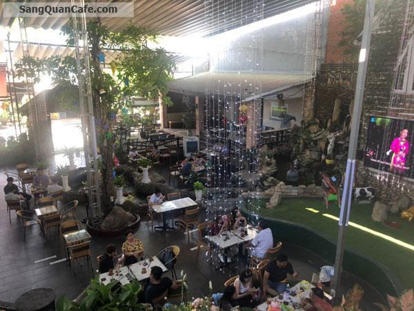 Sang quán cafe nhà hàng đang kinh doanh tốt