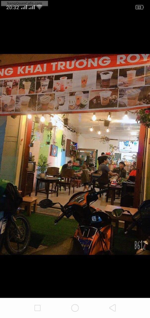 Sang mặt bằng kinh doanh quán Cafe Quận Tân Bình