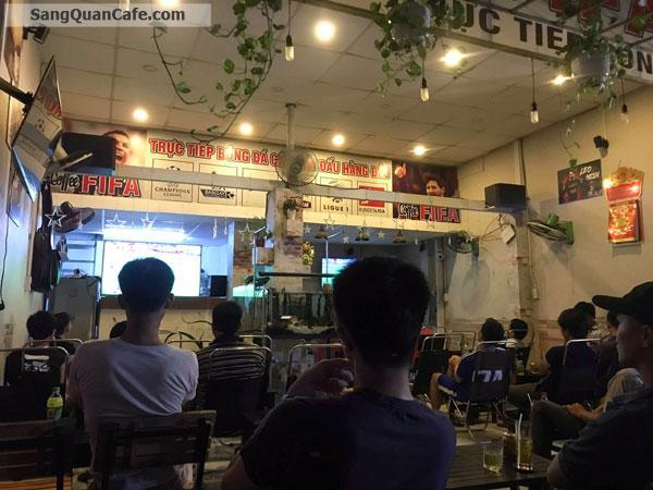 Cần sang nhượng quán cafe k+ mặt tiền