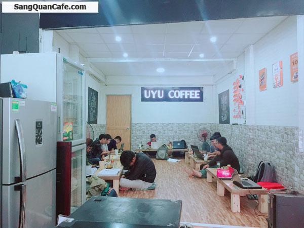 Cần sang nhương lại quán cafe mặt tiền Nguyễn Oanh