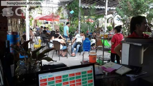 cần sang quán cafe sân vườn 800m2 quận Gò Vấp