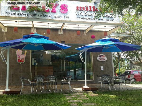 Sang Cafe + Trà Sữa Góc 2 Mặt Tiền C/C YHome 3