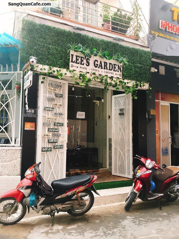 Sang Cafe Góc 2 MT Quận Tân Phú