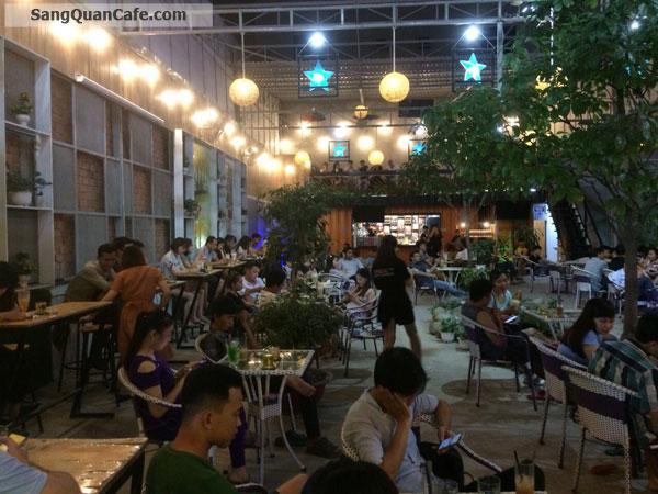 Sang Cafe Sân Vườn + Acoustic Đông Khách