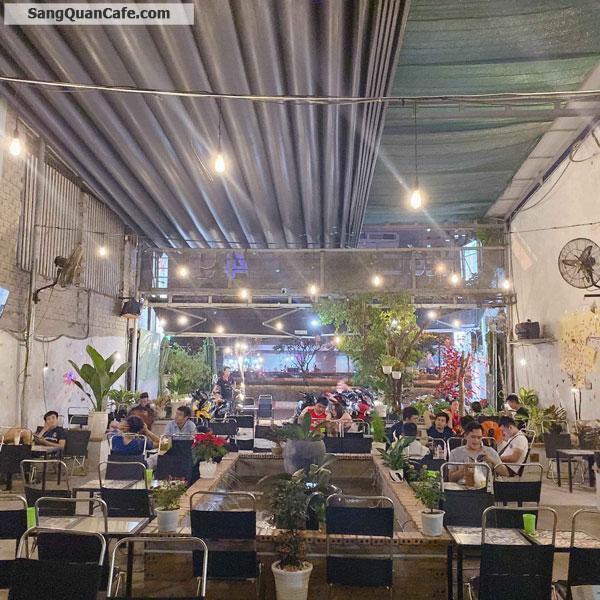Sang gấp quán cafe vi trí đẹp quận Thủ Đức