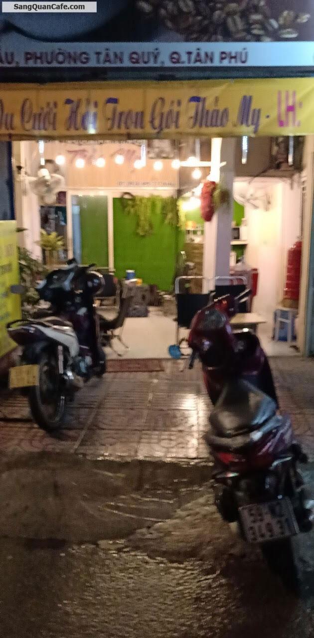 Sang quáCafe tại 282 Gò Dầu, Tân Quý, Tân Phú