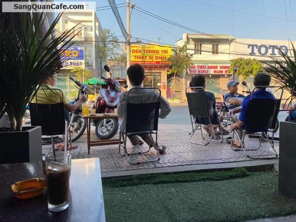Sang Quán Cafe + Trà Sữa 1 trệt, 1 lầu,