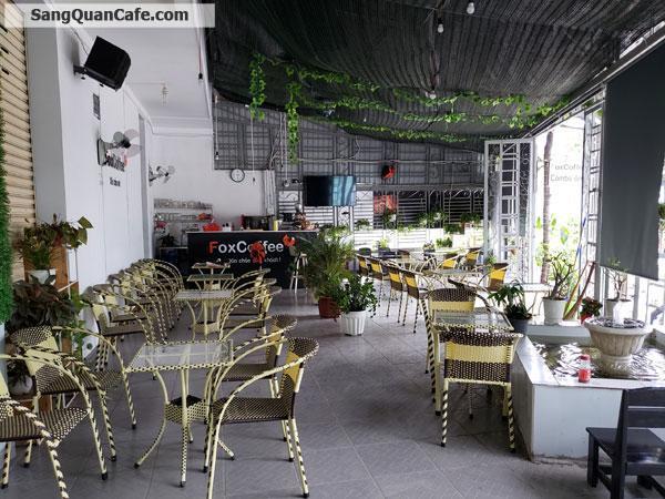 Sang quán Cafe đang kinh doanh có lượng khách ổn định