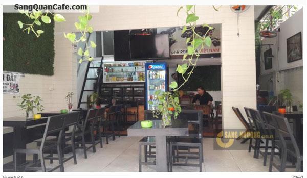 Sang quán cafe giá rẻ khu trung tâm