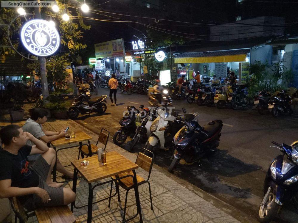 Sang quán cafe khu kinh doanh sầm Q. Gò Vấp