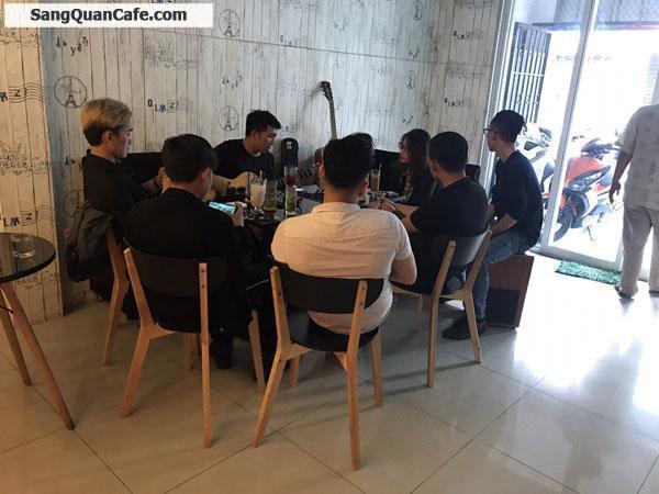 Sang quán cafe Trà sữa đường Phùng Tá Chu