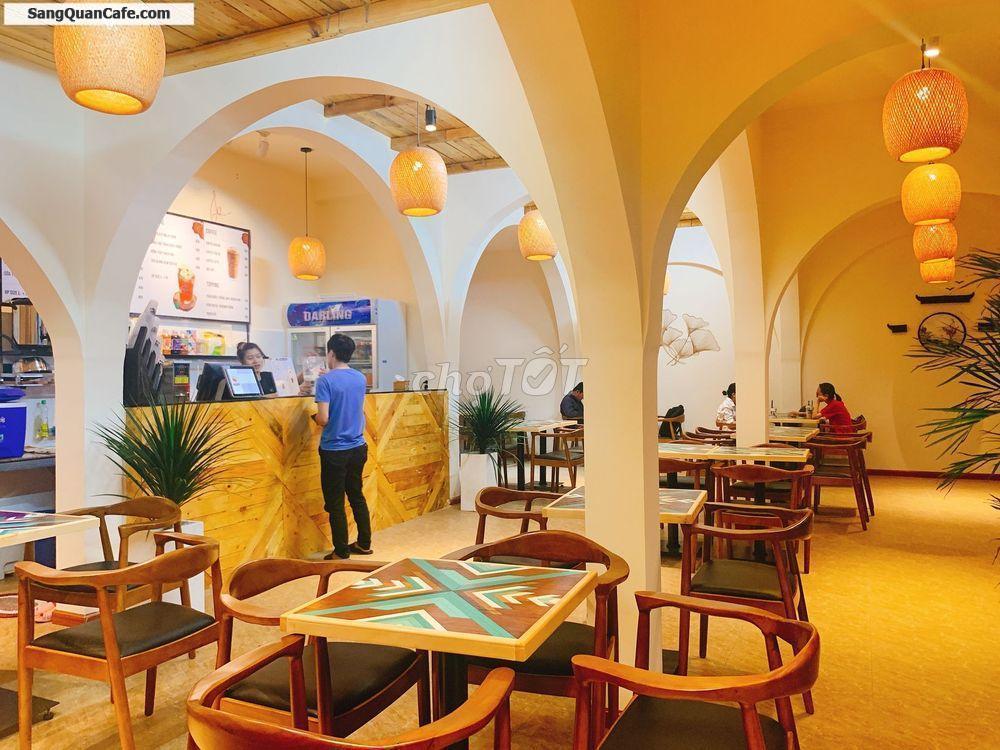 Sang quán trà sữa - cafe siêu đẹp
