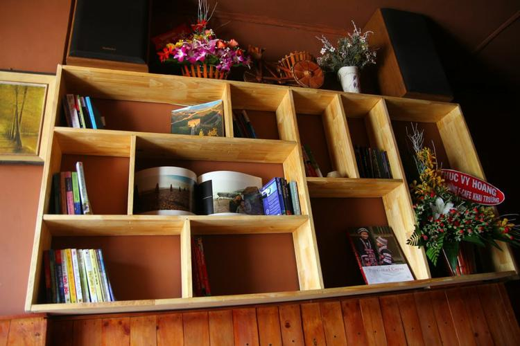 Cần Sang Quán Cafe