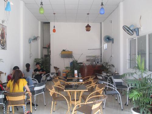 Sang quán cafe - điểm tâm sáng 614 Lê Đức Thọ, P.15, Q.Gò Vấp