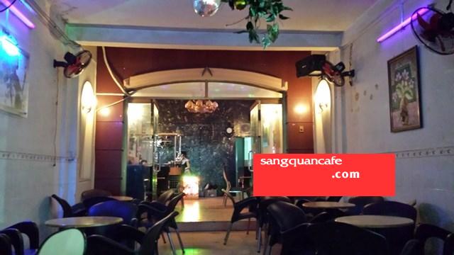 sang quán cafe -bar