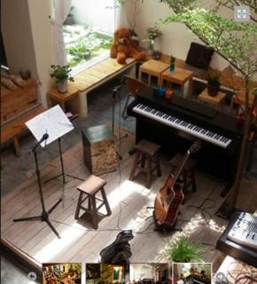 Cần sang gấp quán cafe acoustic Quận Gò Vấp