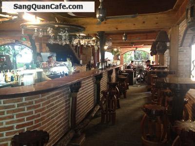 Sang quán cafe - bar diện tích lớn Q.Gò Vấp