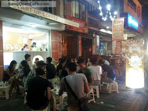 Sang quán cafe takeaway Hà nội