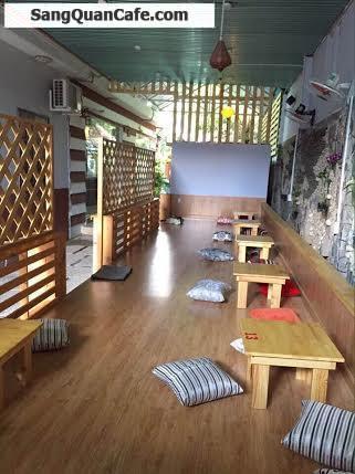 Sang quán cafe 11m x 66m, thiết kế đẹp tại Bình Dương
