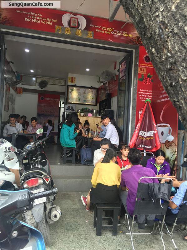 Cần sang Quán cafe bao gồm thương hiệu quán NGUYÊN CHẤT COFFEE