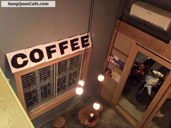 Cần sang gấp quán cafe thiết kế đẹp gía rẻ quận 12