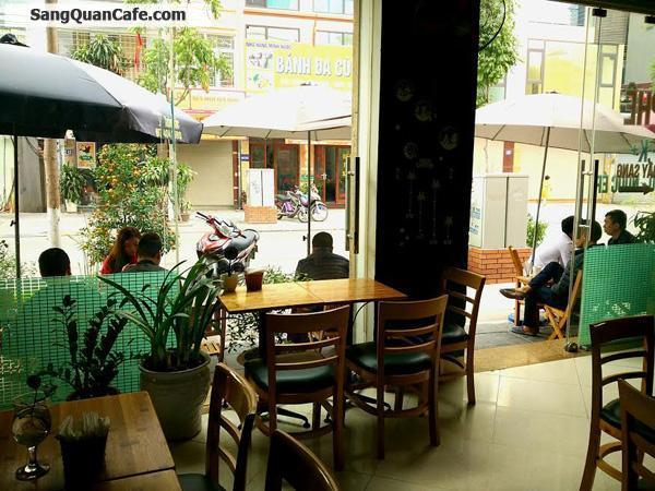 Nhượng lại quán cafe mặt bằng đẹp tại Hà Nội