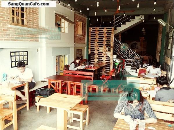 Cần sang gấp quán cà phê mặt tiền đường Đồng Khởi