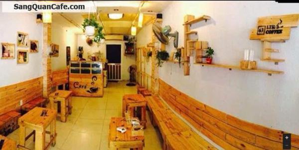 Sang lại quán cafe đường Lê Thị Riêng
