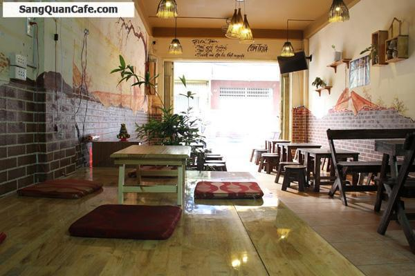 Sang gấp quán CAFE - Cơm Văn Phòng
