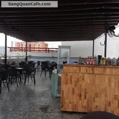 Sang Cafe Cơm VP - Sân Thượng diện tích 200m2