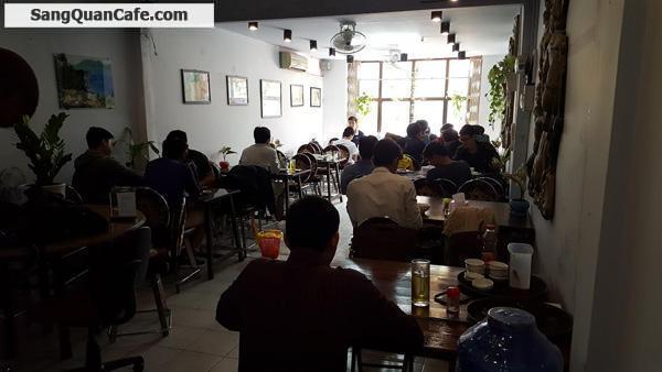 Sang Quán Cafe khu Cư Xá Lữ Gia quận 11