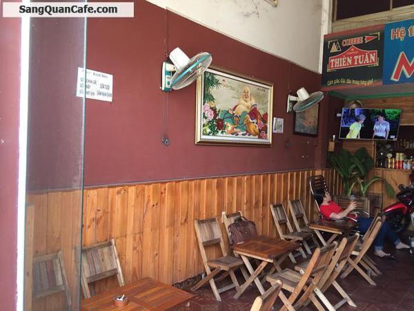 Sang quán cafe ngay ngã 4 An Sương
