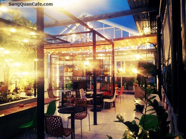Sang quán cafe, nhà hàng Huyện Hóc Môn