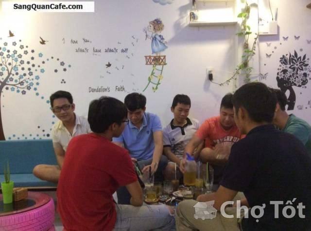 Sang Quán Cafe trà sữa quận 9