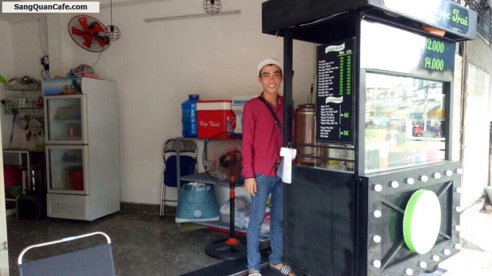Sang quán cafe - trà sữa quận Tân Phú