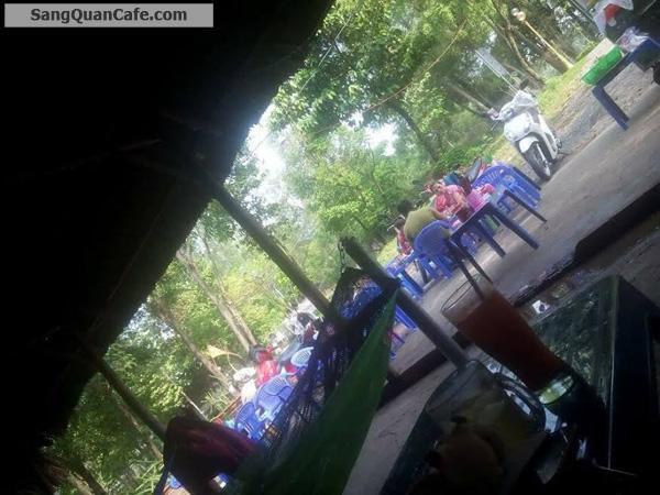 Sang quán cafe chòi - võng ở Biên Hòa