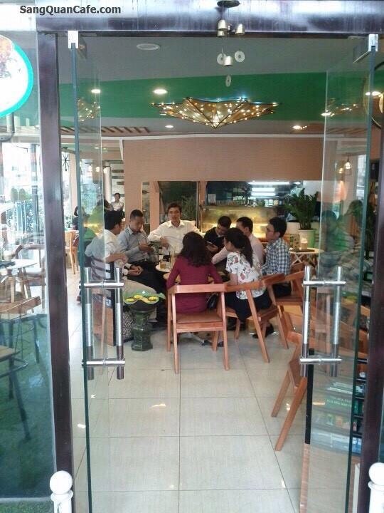 Sang Quán Coffe Tại Hà Nội Gần trường đại học ngân hàng