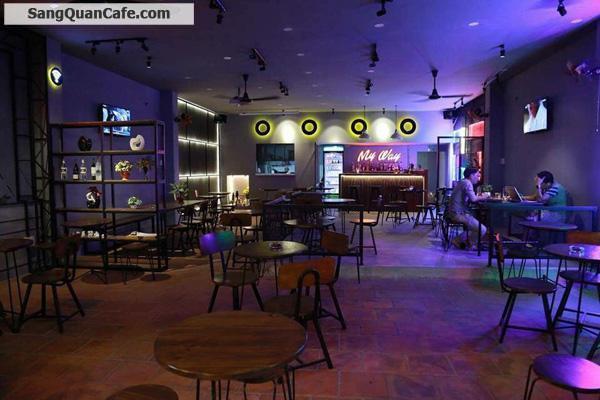 Sang quán cà phê phong cách coffee Bar Tây độc nhất