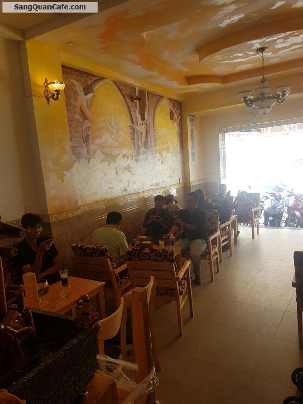 Sang quán cafe Sát 2 Căn Hộ + Truờng đại học