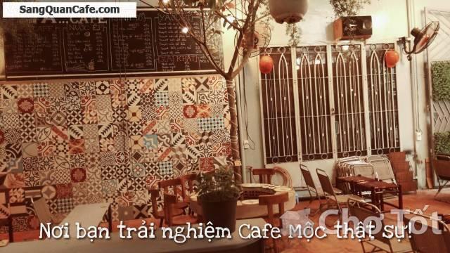Sang quán cafe container quận Bình Thạnh