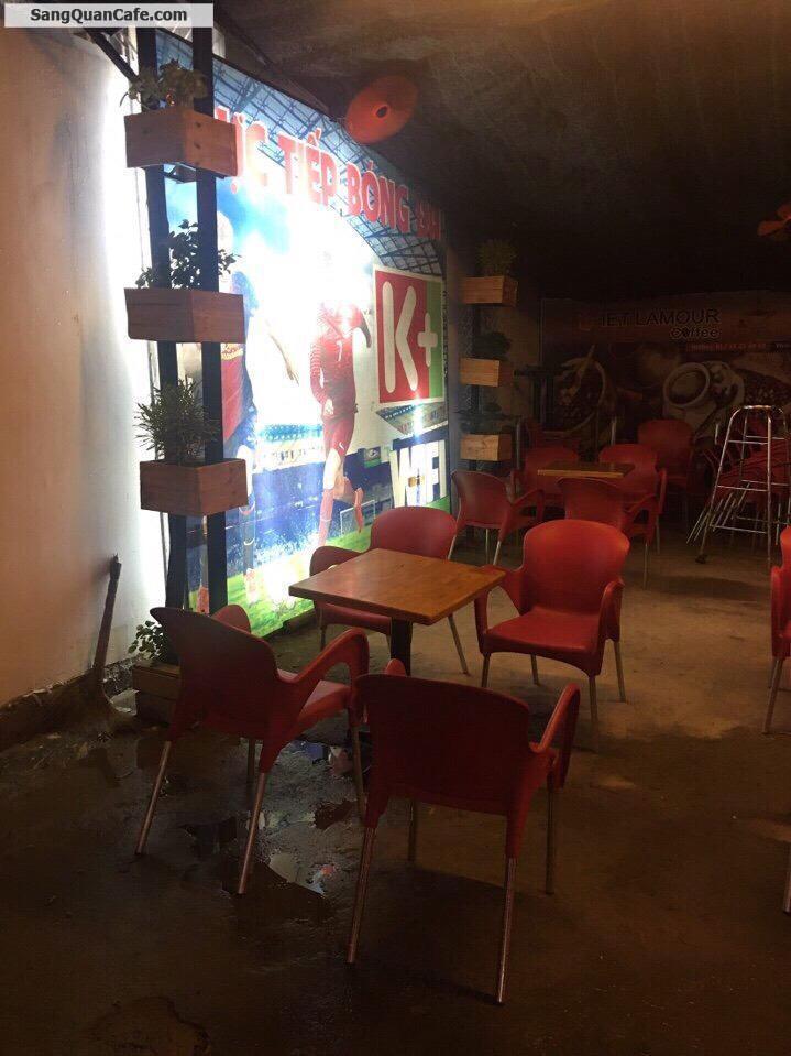 Cần sang quán cafe Khu Tên Lửa