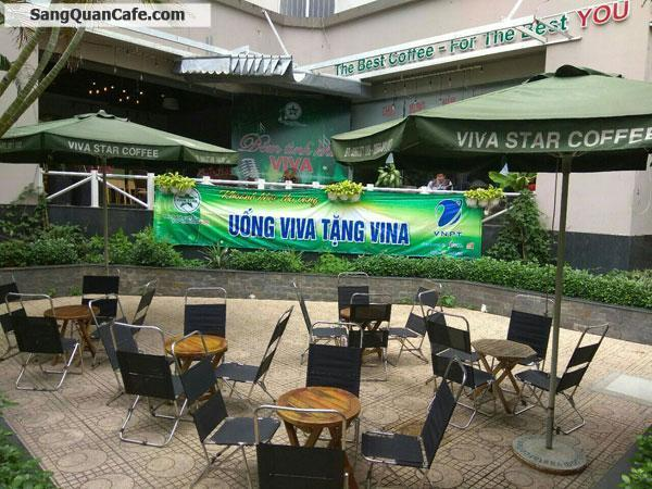 Sang quán cafe nhượng quyền thương hiệu Vivastar Coffee