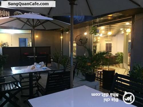 Sang quán cà phê tại Biên Hòa, mặt bằng rộng thiết kế đẹp