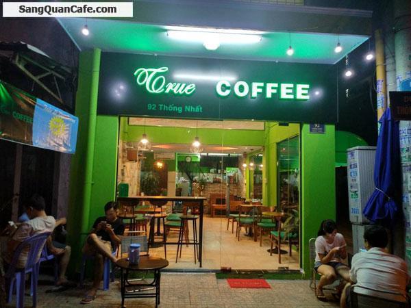 Sang quán cafe True Coffee 92, thống Nhất Quận Tân Phú