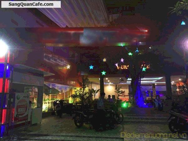 Sang quán cafe sân vườn - máy lạnh khu Tên Lửa